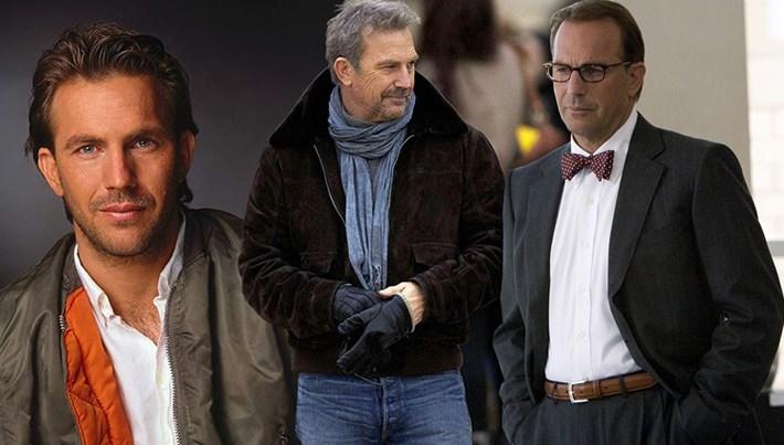 65. yaşına özel dünden bugüne Kevin Costner filmleri