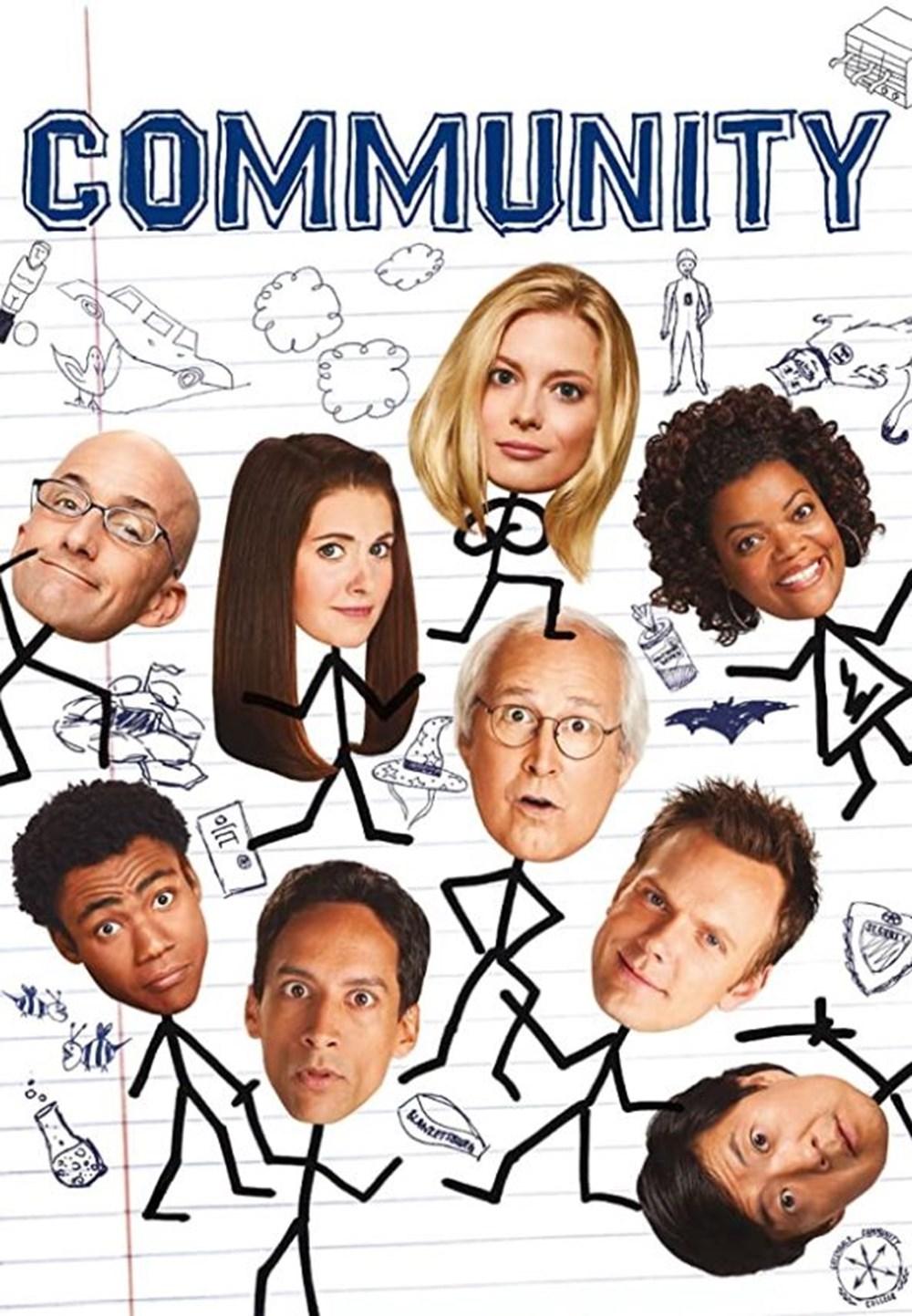 Zirvedeki yabancı komedi filmleri ve dizileri - 4