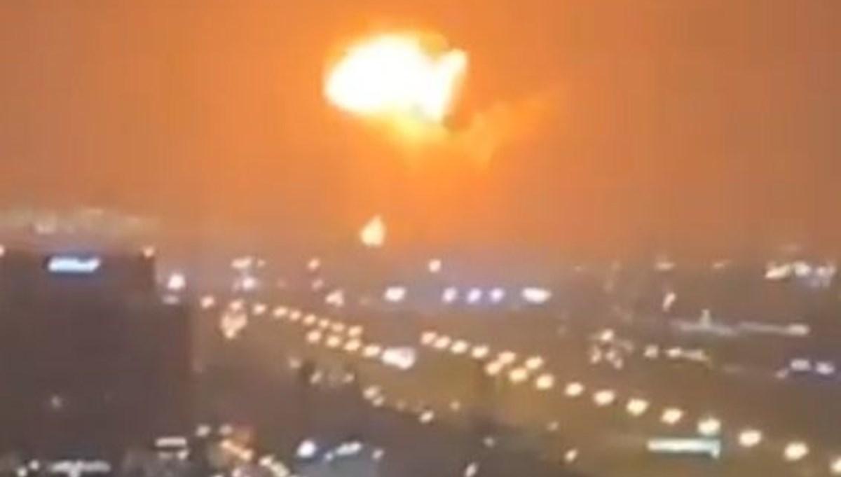 LAST MINUTE: Violent explosion in Dubai