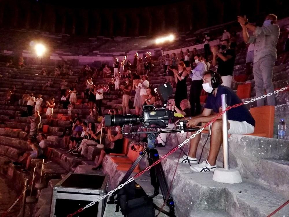 Aspendos Festivali, Genç Opera Yıldızları konseriyle sona erdi - 7