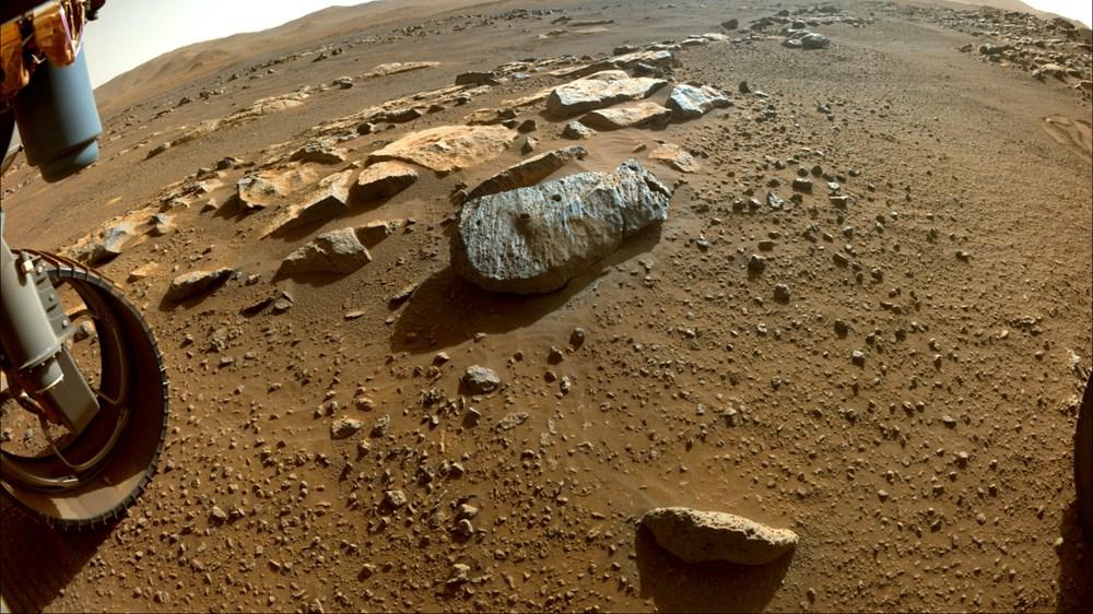 NASA: Mars'tan alınan iki örnek, Kızıl Gezegen'in yaşanabilir olduğunu gösteriyor - 1