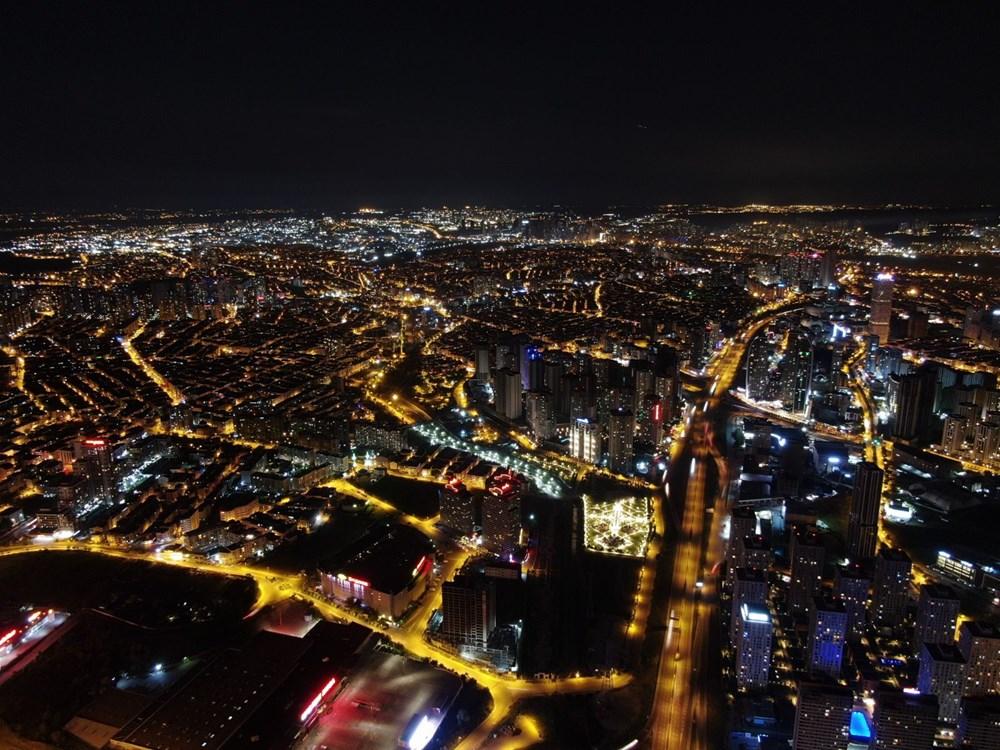 Işık kirliliği uyarısı: Yılda 1 milyar liralık enerji israf oluyor - 1