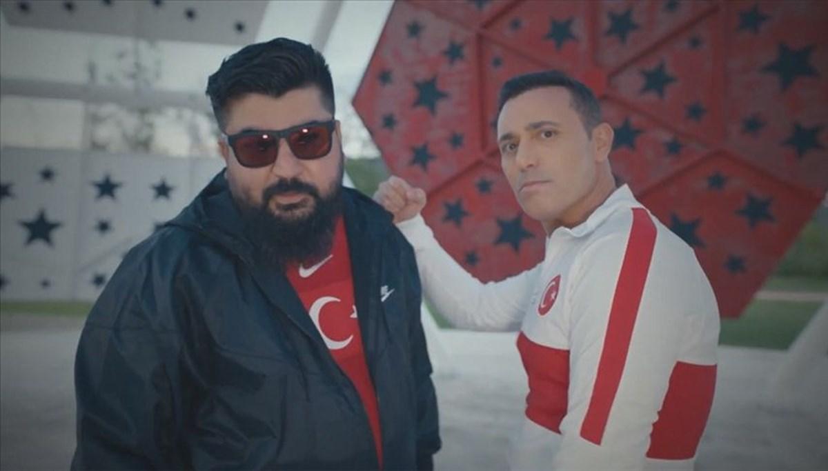 Mustafa Sandal Euro 2020 şarkısı ile ilgili konuştu: Sosyal medyada bize komplo kurdular