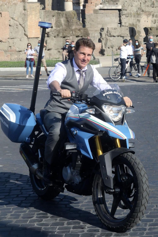 Tom Cruise'lu Görevimiz Tehlike 7 filmi böyle çekiliyor - 4