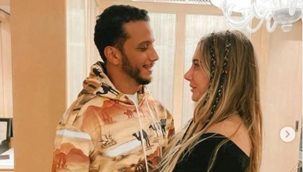 Şeyma Subaşı ile Mohammed Alsaloussi evleniyor