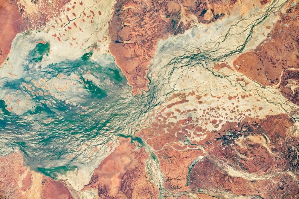 NASA'nın yarışmasını Van Gölü kazandı - 11