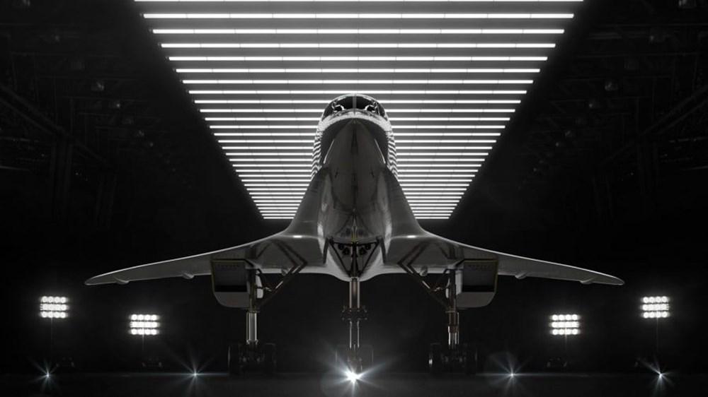 ABD'li şirket: En uzun uçuş 4 saate inecek - 7