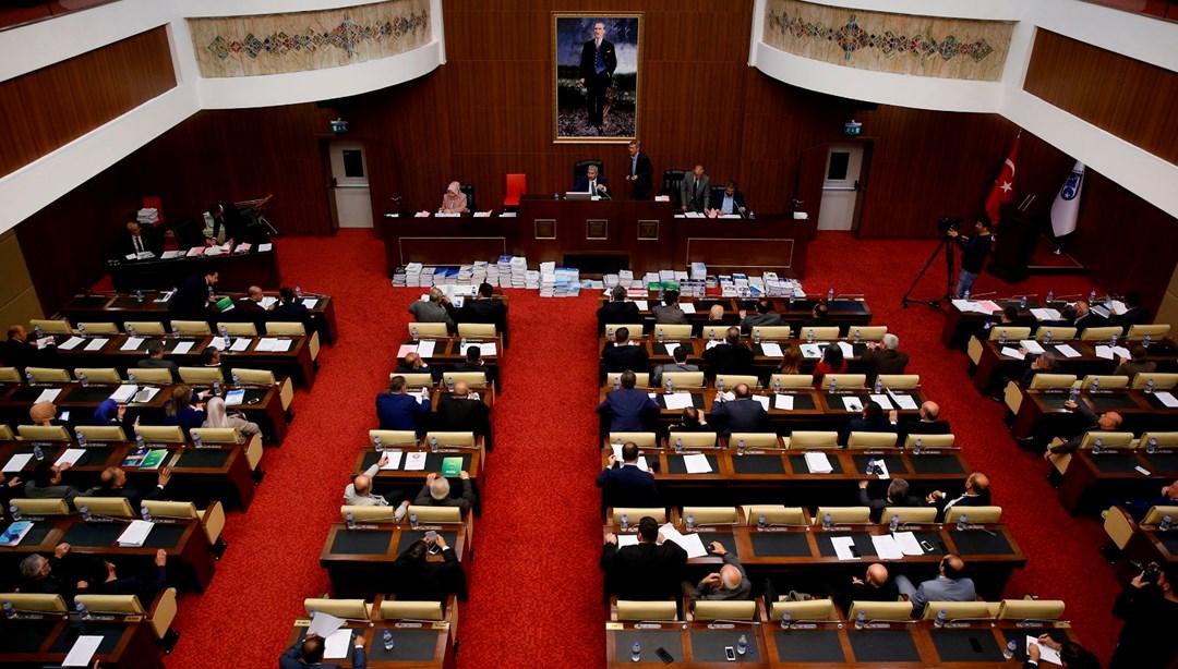 ABB Meclisi, beş ilçenin 2020 yılı bütçesini oy birliğiyle kabul etti