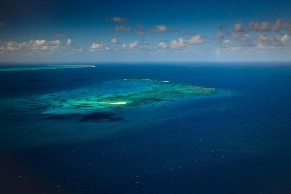 Büyük Set Resifi iklim değişikliği nedeniyle 2025'te yok olmaya başlayacak - 8