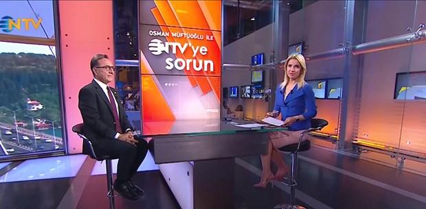 Osman Müftüoğlu ile NTV'ye Sorun 23 Mayıs 2019