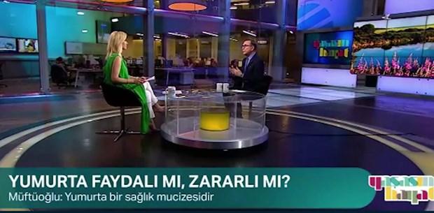 Osman Müftüoğlu ile Yaşasın Hayat 20 Nisan 2019