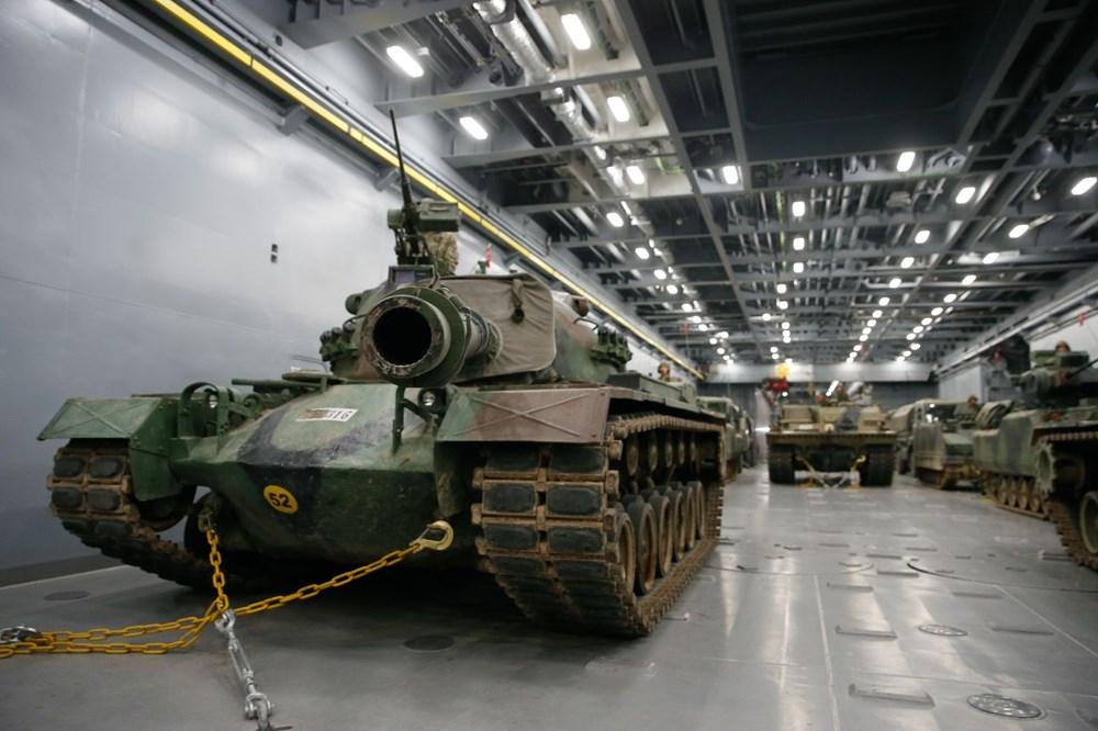 Dijital birliğin robot askeri Barkan göreve hazırlanıyor (Türkiye'nin yeni nesil yerli silahları) - 234