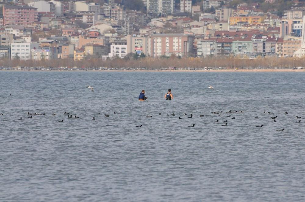 Denizde 3 kilometre kovalamaca - 2