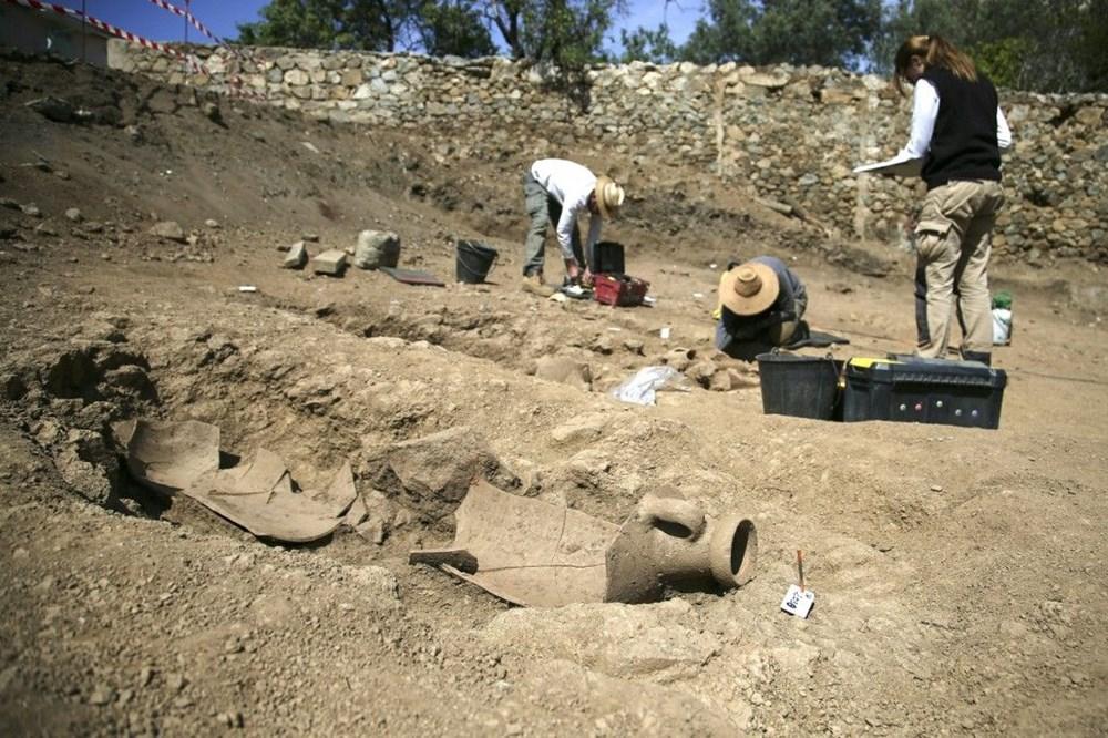 Fransız arkeologlar binlerce yıl öncesine ait 40 tabut keşfetti - 3