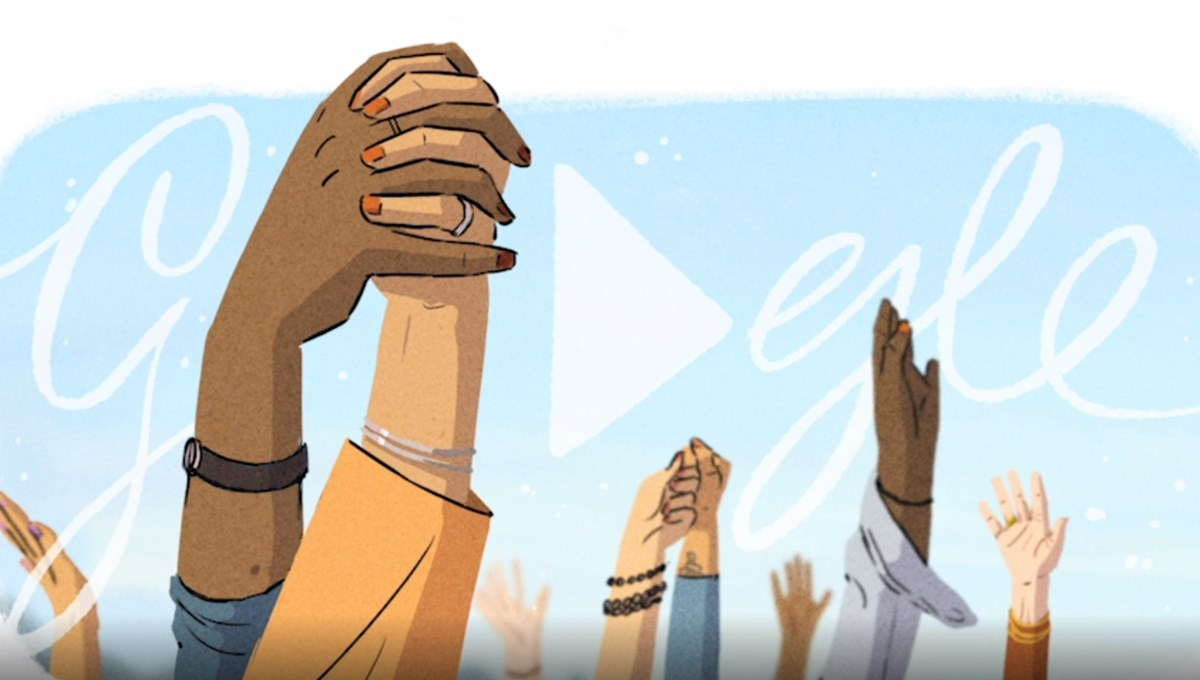 Google'dan 8 Mart Dünya Kadınlar Günü'ne özel doodle