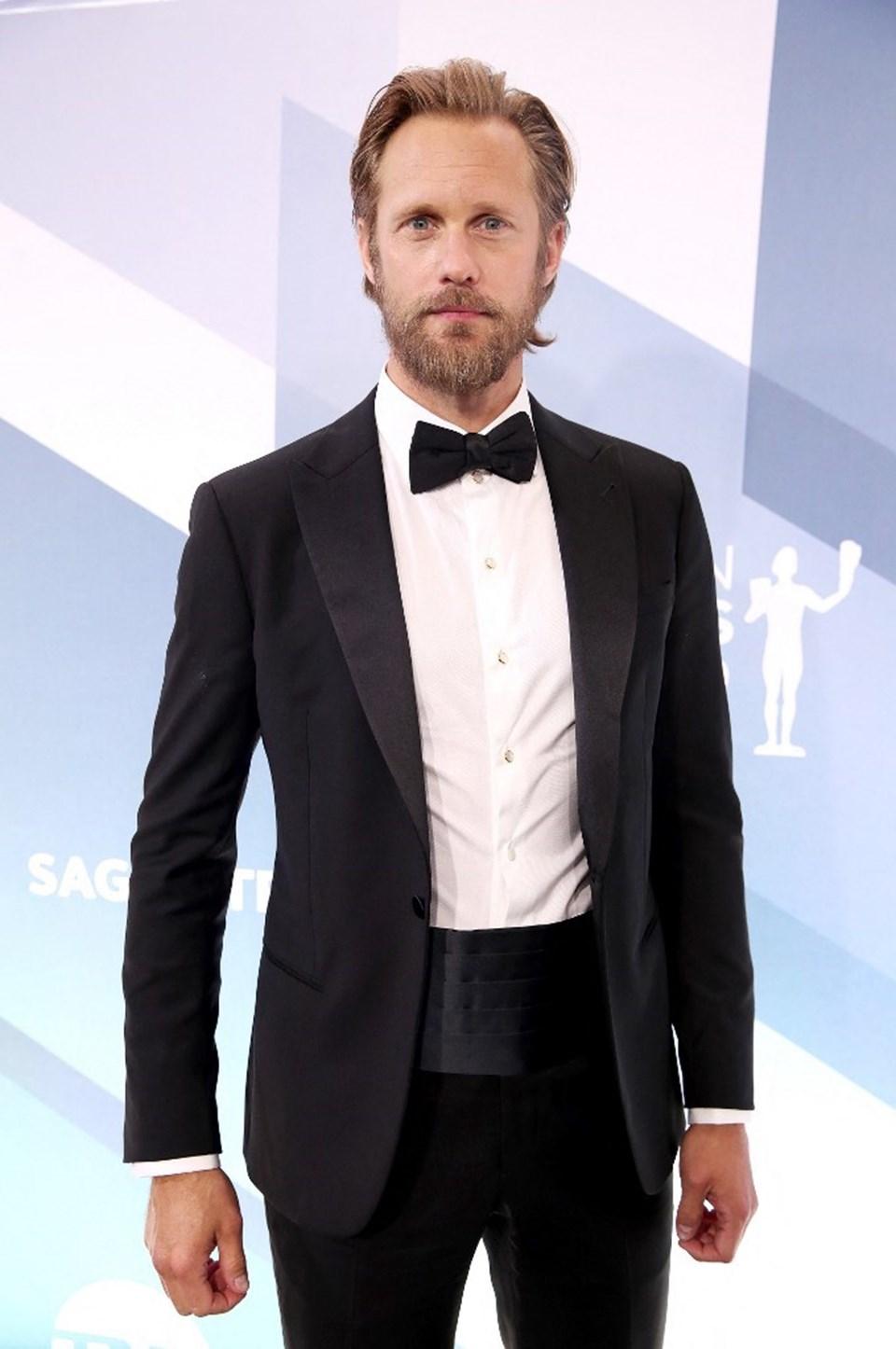 Alexander Skarsgård,Succession'ın 3. sezonunda rol alacak.