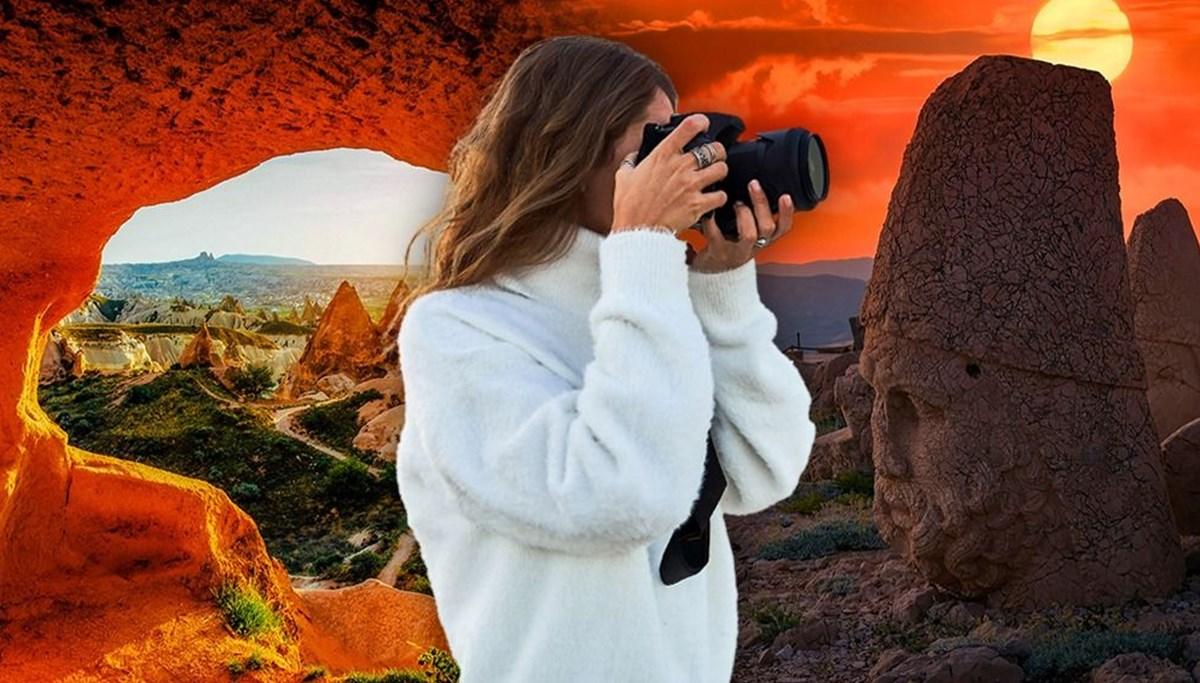 UNESCO'nun 17 kültürel mirasında foto safari başlıyor