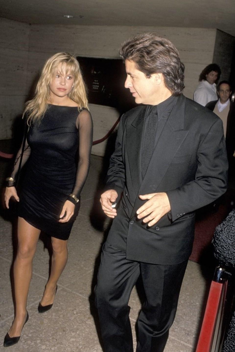 Pamela Anderson, Jon Peters ile 30 yıl önce tanışmıştı.