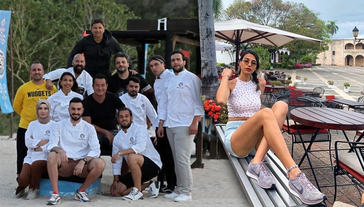 MasterChef şampiyonları Cemre Uyanık ve Serhat Doğramacı arasında fotoğraf krizi