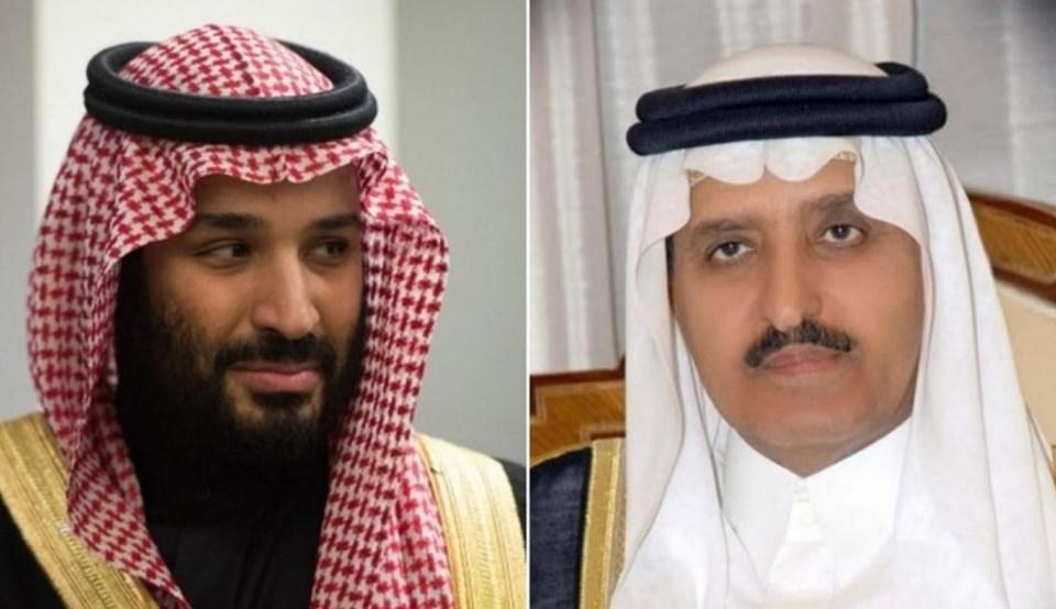 Veliaht Prens Muhammed bin Selman iktidar savaşında amcasıPrens Ahmed bin Abdulaziz'i gözaltına aldırttı.