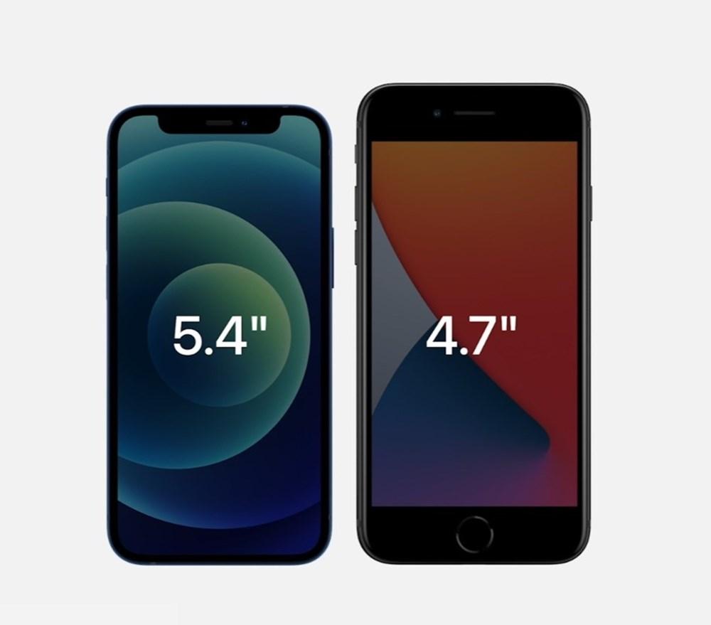 iPhone 12 tanıtıldı! İşte yeni iPhone'un özellikleri ve fiyatı - 8