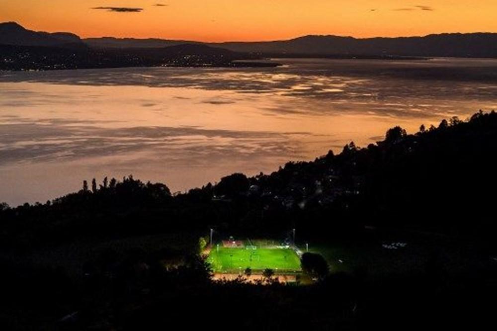 Dünyanın en ilginç futbol sahaları - 8