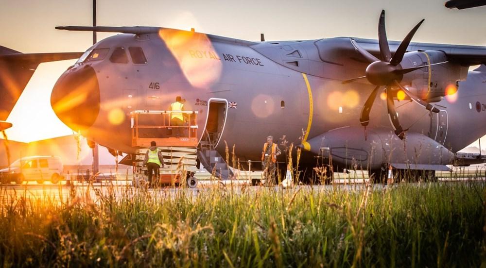 2020 Kraliyet Hava Kuvvetleri Fotoğraf Yarışması'nın kazananları - 13