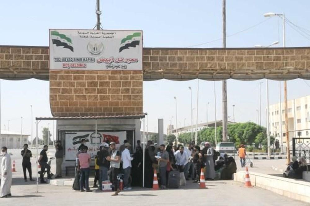 Suriyelilerin bayram dönüşü başladı - 3