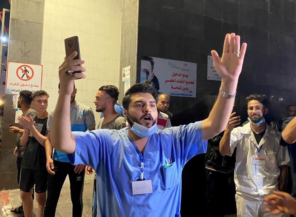 """Gazze ve Batı Şeria'da """"ateşkes"""" sevinci - 4"""
