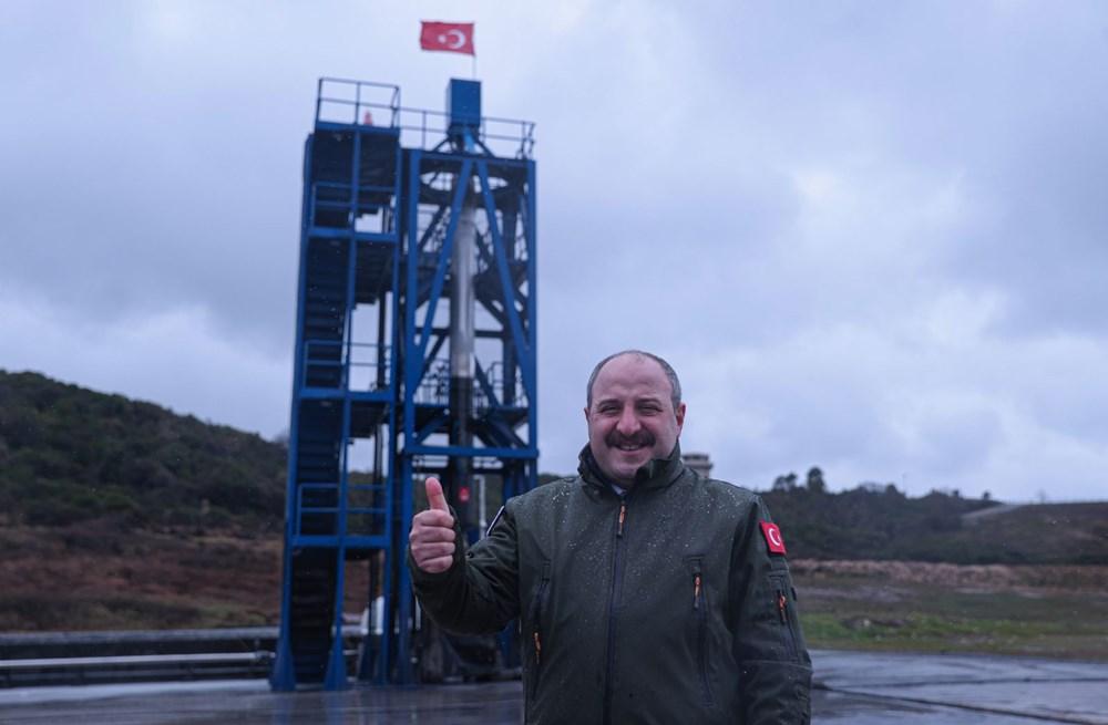 Milli Uzay Programı: Yerli roket motoru testi geçti - 25