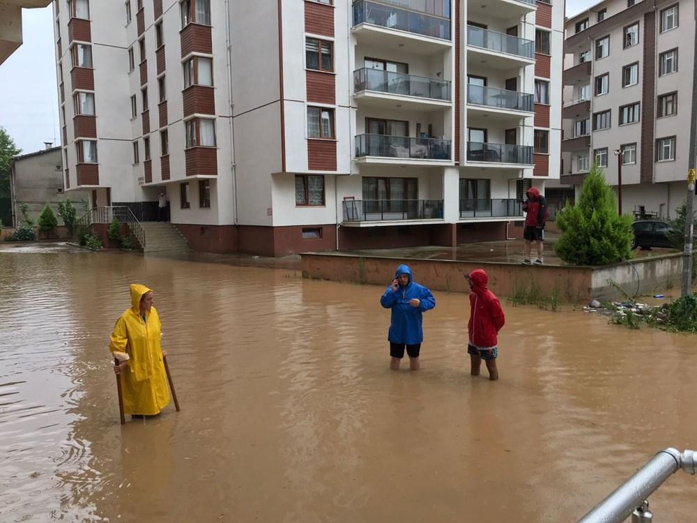 Doğu Karadeniz yine sele teslim - 11