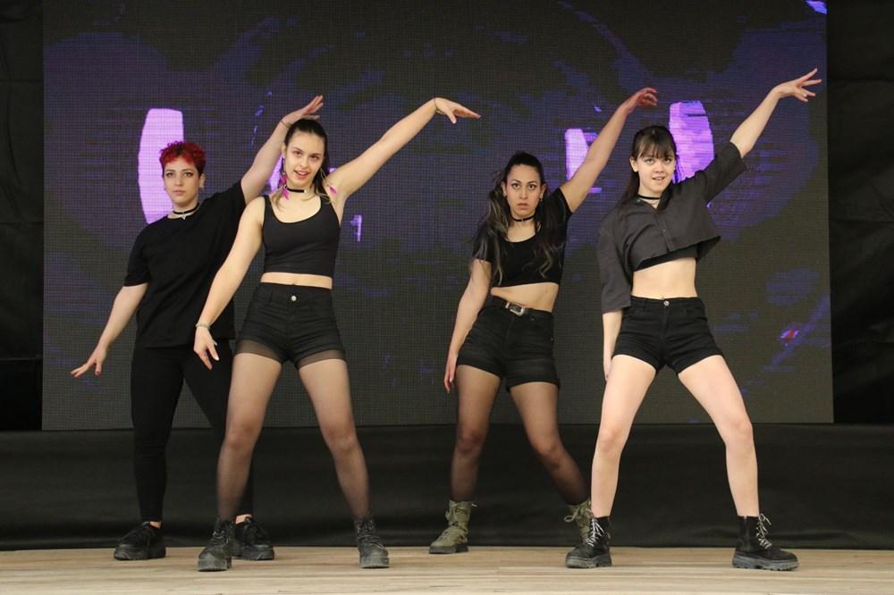 2021 K-Pop Festivali çevrim içi olarak düzenlendi - 19
