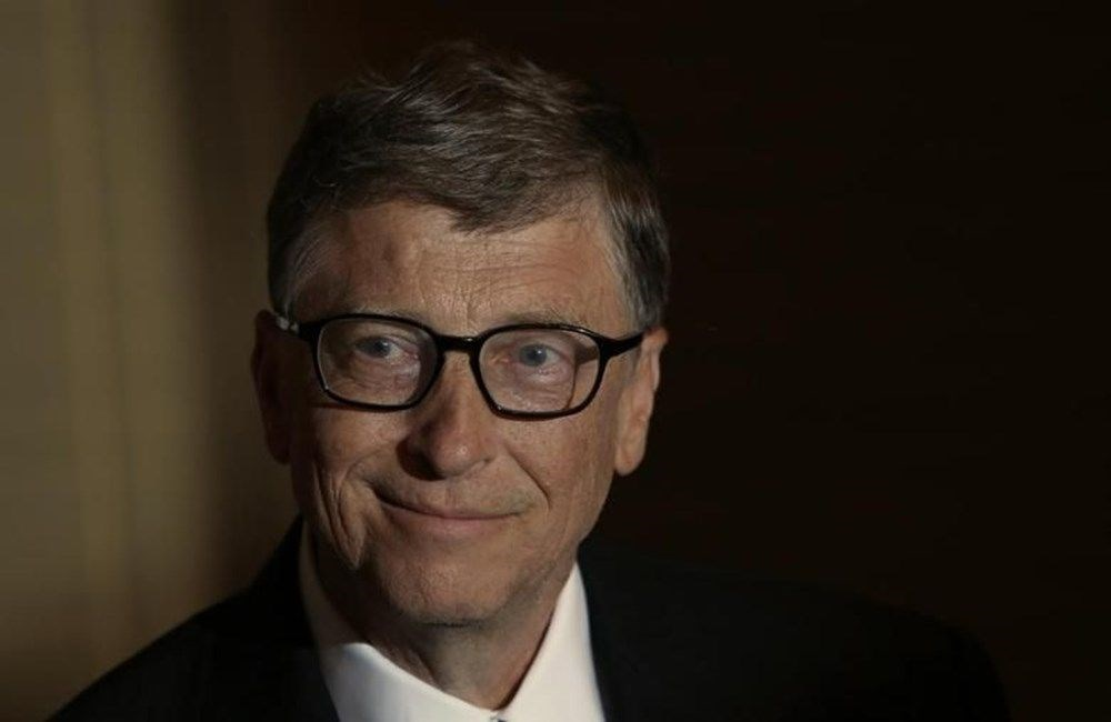Bill Gates $ 4.3 billion step - 7