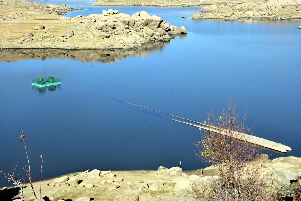 Edirne'nin içme suyunu sağlayan baraj kurudu: 36 saatlik kesinti - 15