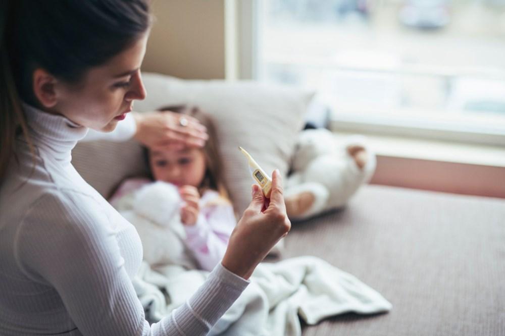 Çocuklardaki en yaygın corona virüs belirtileri açıklandı - 3