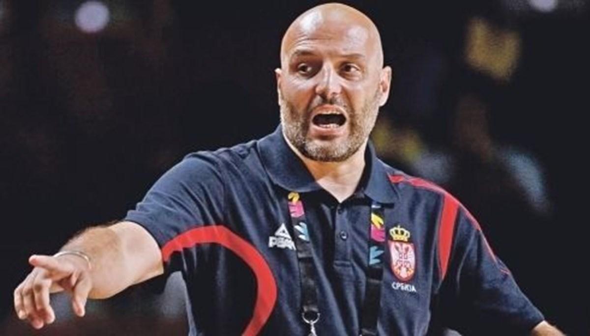 SON DAKİKA:Fenerbahçe Beko'nun yeni başantrenörü Aleksandar Dordevic oldu