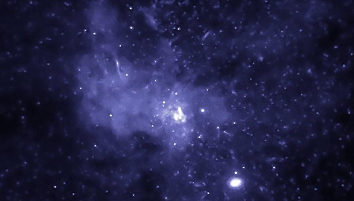 Uzaydan yeni gizemli sinyal! (Araştırma sürerken internete sızdı)