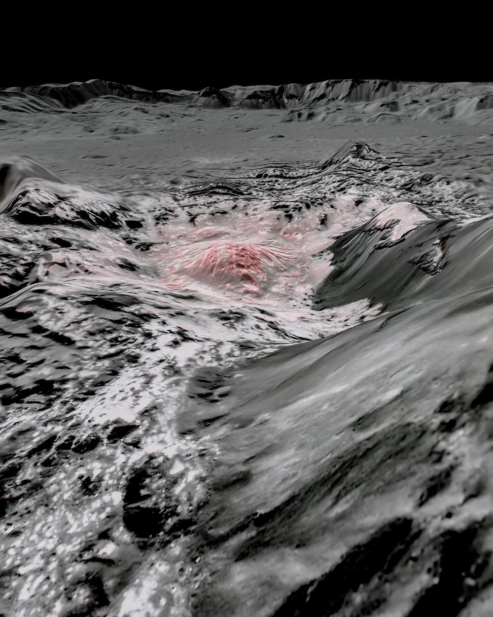 Dünya'ya en yakın cüce gezegen Ceres'te hayat olabilir - 1