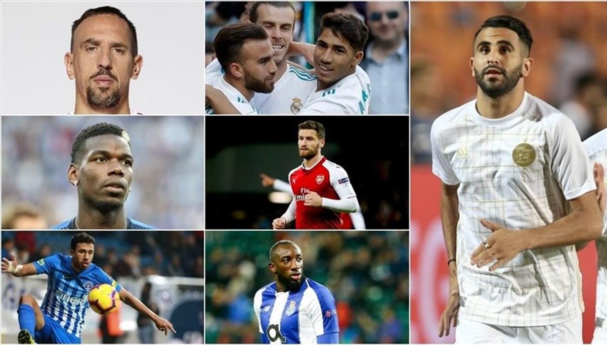 Dünyaca ünlü futbolculardan Filistin'e destek