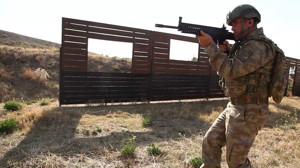TSK envanterine giren 4 silah sistemi ilk defa kullanıldı (Hedefler tam isabetle vuruldu) - 48