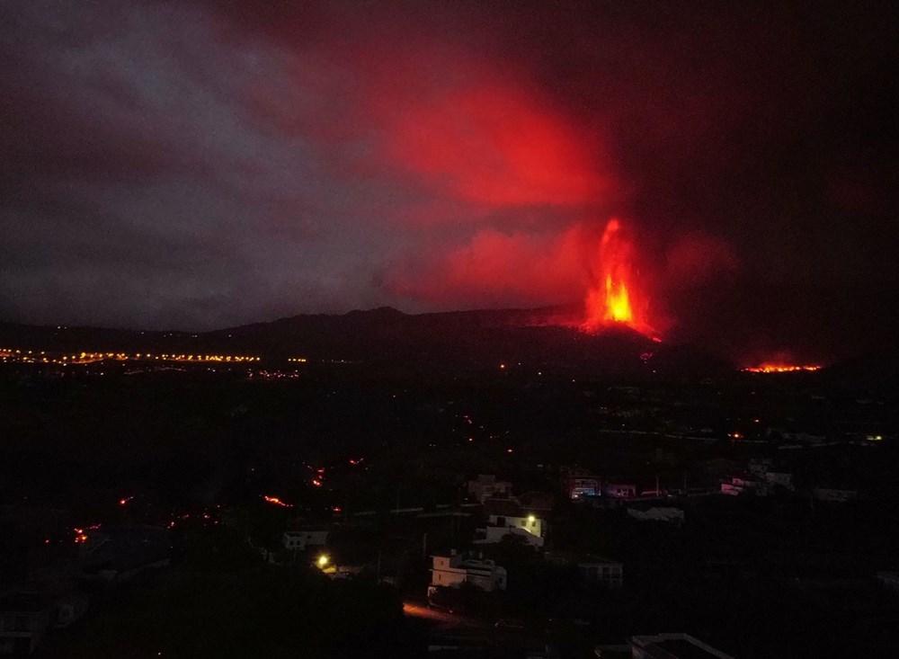 Kanarya Adaları'nın mucize evi: Etrafındaki her şey küle dönmesine rağmen hiçbir zarar görmedi - 8