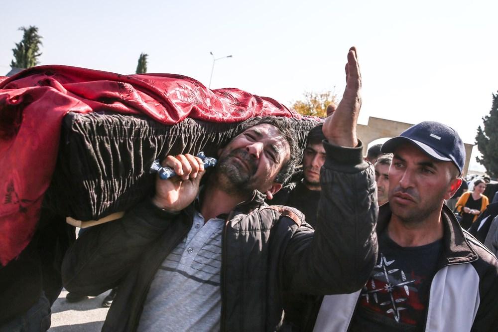 Hain saldırının küçük kurbanları: Cenazede gözyaşları sel oldu - 3