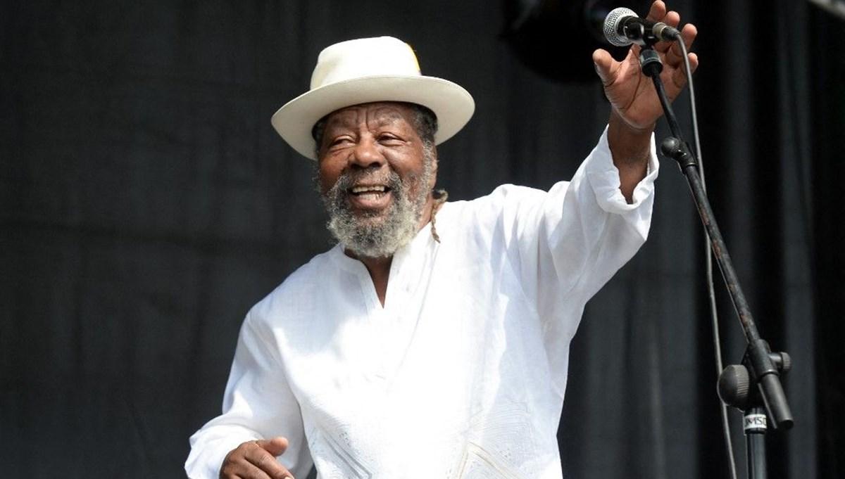 Reggae müziğinin efsanesi U-Roy hayatını kaybetti