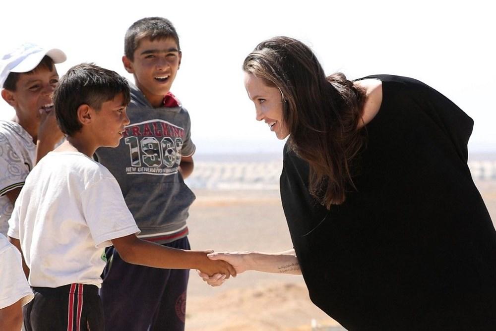 Angelina Jolie'den çocuk hakları kitabı - 3