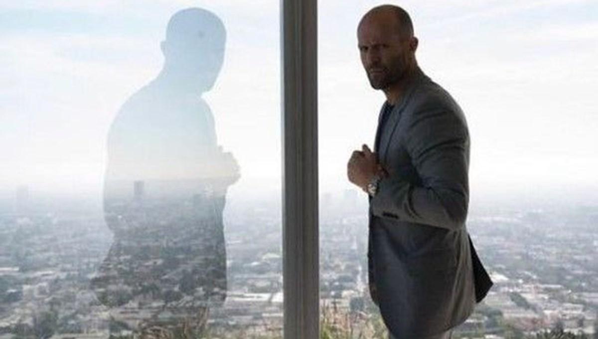 Jason Statham Antalya'da kurşun geçirmez camlı villada kalıyor