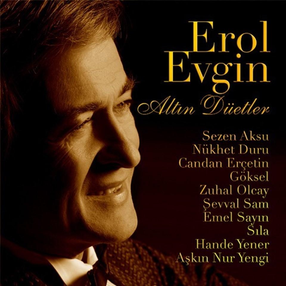"""""""Altın Düetler"""" albümünde Göksel'den Sıla'ya çeşitli sanatçılarla düetler var."""