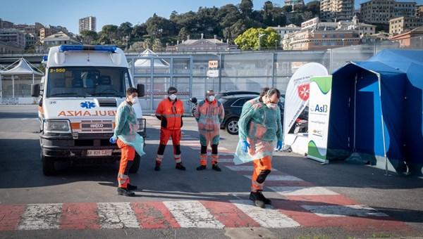 Avrupa ülkelerine virüs uyarısı: Sağlık kapasitesi Nisan'da yetersiz kalabilir