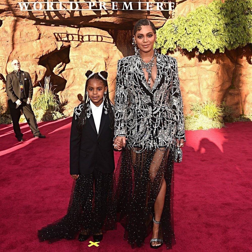 2020 BET Ödülleri sahiplerini buldu (Beyonce'ye ve 8 yaşındaki kızı Blue Ivy'ye ödül) - 6