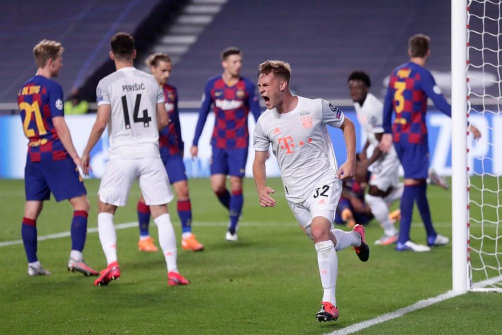Bayern Münih'ten Barcelona'ya tarihi hezimet - 8