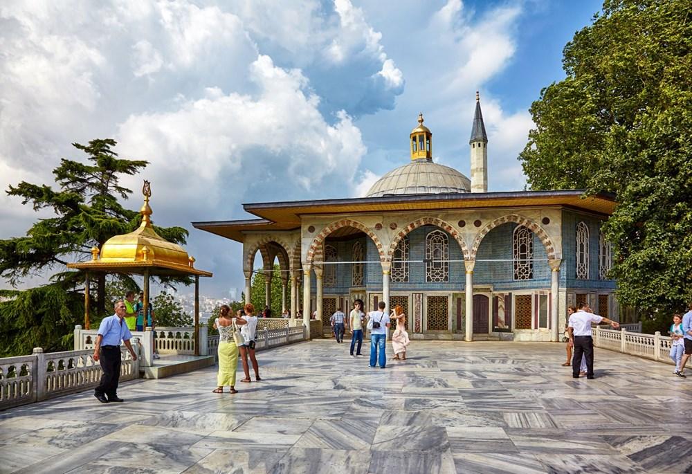 Dünyanın en görkemli müzelerinden birisi: Topkapı Sarayı - 5